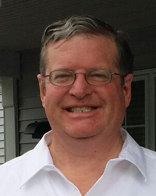 Headshot of John
